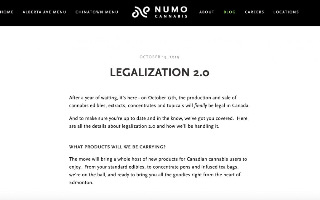 NUMO Cannabis
